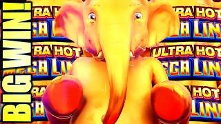 BIG WIN! ULTRA HOT MEGA LINK $10.00 BET! DUMBO DELIVERS FAST! Slot Machine (SG)