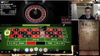 Insane Spins! Huge Roulette Loss!   (Part #1) Big Stakes Roulette