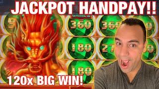MIGHTY CASH DOUBLE UP ️ JACKPOT HANDPAY!!   $9 - $22.50 Bets!!   Incredible HIGH LIMIT session!!