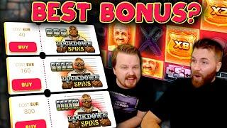 BUYING ALL BONUSES on San Quentin xWays for Big Profit!