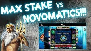 Lord of the Ocean Max Stake Bonus!   I'm getting lucky with these Featured Wins!