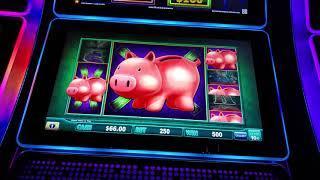 MAX BET LOCK IT LINK Piggy Bankin $25 BONUS BONUS BONUS