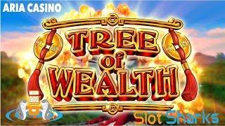 Tree Of Wealth Rich Traditions - Nice Bonus Wins ! Aria Casino