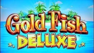 UNIMAGINABLE WIN on GOLDFISH DELUXE SLOT POKIE + 5 BONUS WINS! - THE ORLEANS Las Vegas