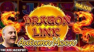6 Free Games MAJOR JACKPOT Dragon Link Autumn Moon Slots The Big Jackpot