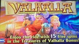 $9 bet High Limit Treasures of Valahlla Free Spin bonus