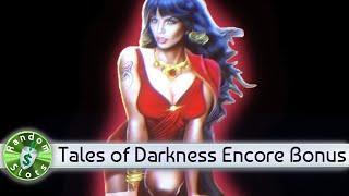 Tales of Darkness Midnight Heat slot machine, Encore Bonus