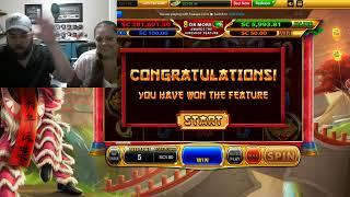 Live FATHER'S DAY Slots on Chumba Casino!!