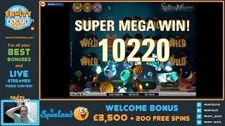 The WishMaster Slot PERFECT SETUP - Full Screen Wilds?? 50...X bonus round!