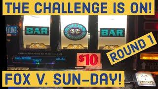 Old School Slots High Limit Challenge! Double Top Dollar, Double Gold, Triple Stars, Double Diamond!