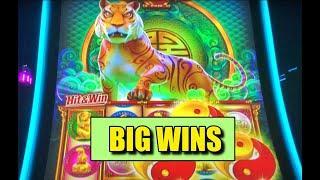 BIG WINS: Jinse Dao Tiger + Buffalo Gold Slot