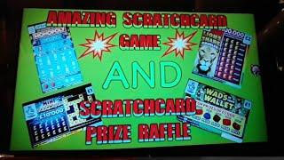 AMAZING GAME...AMAZING PRIZE DREW..WhooooOOOOOOO
