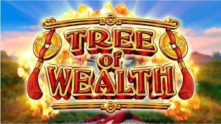 Tree of Wealth Rich Traditions - Massive Bonus Win - Aria Las Vegas