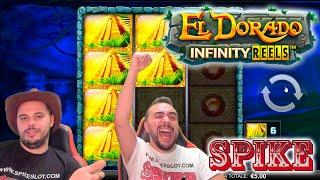 SLOT ONLINE - Proviamo la EL DORADO INFINITY REELS