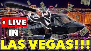 LIVE Casino Slots! Late Night!