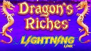 Lighting Link Dragon Riches & Bengal Treasures Slot Machines | Live Slot Play At Casino | SE-6 EP-16