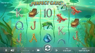Perfect Catch slot from STHLMGAMING - Gameplay