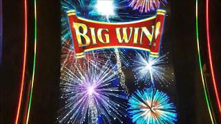 Dragon Spin Slot Machine  Raining Wild  Bonus   $5 Max Bet #4