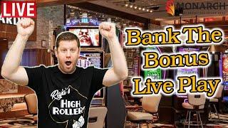 Tuesday Night Slot Play - Live from The Monarch Casino Resort in Blackhawk!