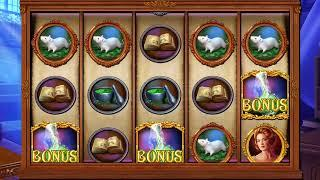 JEKYLL VS HYDE Video Slot Casino Game with a MONSTER WITHIN FREE SPIN BONUS