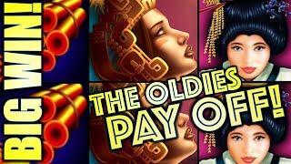 THE OLDIES PAY OFF!!  ARISTOCRAT ALL-STARS! Slot Machine (Aristocrat Gaming)