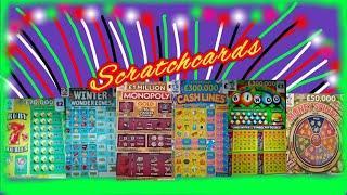 CRACKING Game..MONOPOLY..CASHLINES..WONDERLINES..RUBY 7s..BINGO..MONEY SPINNER..5XCASH..WIN £50