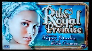 The Royal Promise High Limit Slot Play