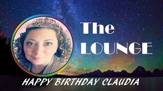 The Lounge - Claudia's Birthday