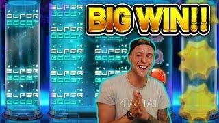 BIG WIN! SUPER BOOST BIG WIN - CASINO Slot from CasinoDaddys LIVE STREAM