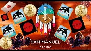 OUR 1ST GROUP PULL!  $600 on BUFFALO GOLD & WHALES of CASH ~ Live Slot Play @ San Manuel