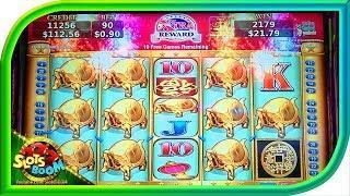 China Mystery Bonus!!! HIT - 1c Konami Xtra Rewards in San Manuel Casino