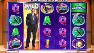 STEVE HARVEY: BACK FOR MORE Video Slot Casino Game with a BACK FOR MORE FREE SPIN BONUS BONUS
