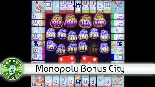 Monopoly Bonus City slot machine, Bonus