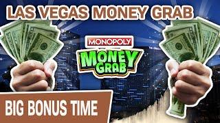 High-Limit Money Grab on the LAS VEGAS STRIP  How Much Money Can We Grab at Cosmo?