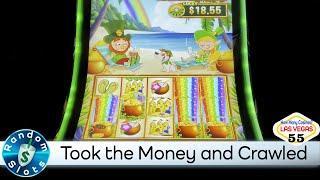 Leprechaun's Gold Rainbow Bay Slot Machine on a Long Day