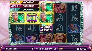 GOING GOING WINNER Video Slot Casino Game with a HIGHEST WINNER FREE SPIN BONUS