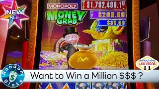 ️ New - Monopoly Money Grab Slot Machine