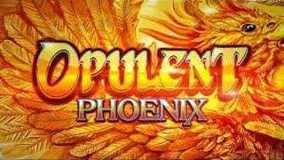 *NEW GAME* Opulent Phoenix (Konami) - MAX BET BONUS ROUNDS