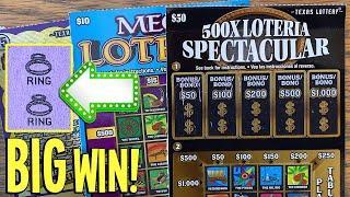2 $50 TICKETS  BIG WIN! $140/Tickets + Willy Wonka Golden Ticket  Fixin To Scratch