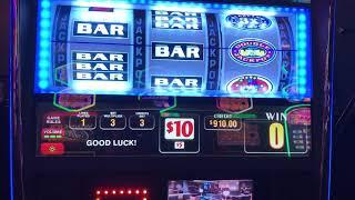 Sizzling Wilds Slot Machine $30/Spin & $100/Spin Wheel Of Fortune HIGH LIMIT
