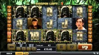 King Kong Slot - Jungle Re-Spins!