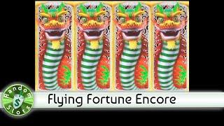 Flying Fortune slot machine, Encore Win