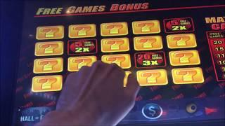 Quick Hit Slot Machine Fun! Super Wheel & Red Sevens