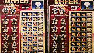 BIG SCRATCHCARD GAME. FULL £500..MONOPOLY..CASH 7s...MILLIONAIRE MAKER..WIN GOLD..CASH & CARS