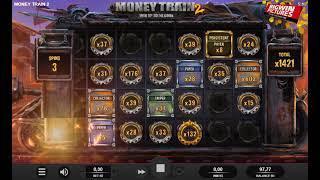 Money Train 2 Slot - CRAZY BIG WIN!