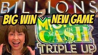 BIG WIN! BILLIONS! NEW MIGHTY CASH