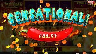 Chilli Heat Megaways - Money Respins BIG WIN!