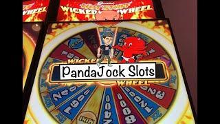 Smokin Hot Stuff Wicked Wheel is my go to slot