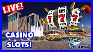 LIVE SLOTS  from Reno - Atlantis Casino Resort & Spa