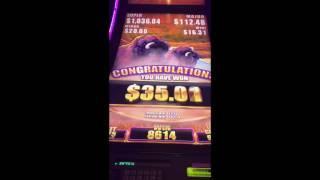 Buffalo Grand (max bet $3.75) - Live play plus bonuses
